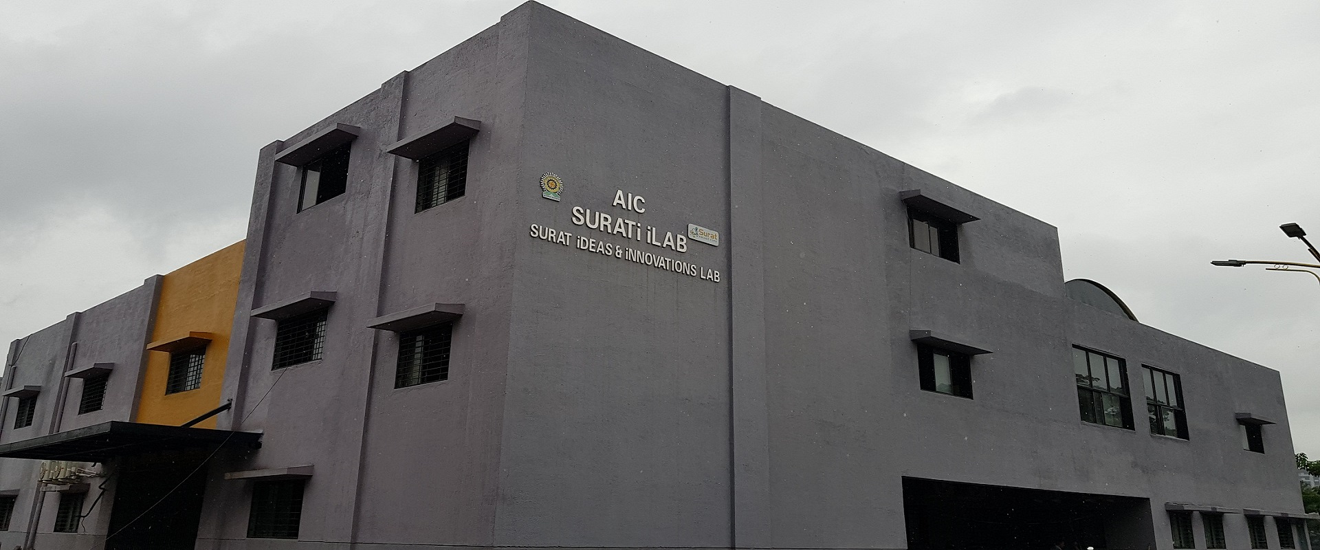 AIC SURATi iLAB Foundation